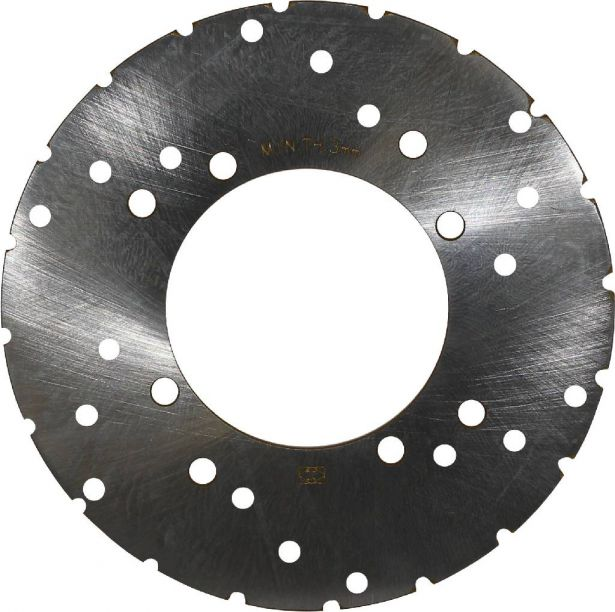 4 Bolt 195mm 89mm Brake Disc, 300cc, 2x4