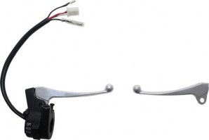 Brake__Clutch_Lever_Set_ _Yamaha_PW50_Throttle_Housing_and_Control_Switch__1