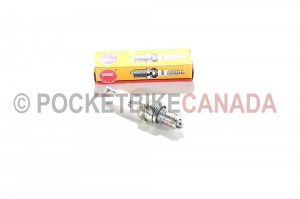 Spark Plug for 50cc/70cc/90cc/110cc/125cc 4-Stroke Mini ATV Quad - G1010027