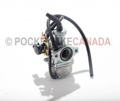 Carburetor with Manual Choke for 50cc/70cc/90cc/110cc 4-Stroke Mini ATV Quad - G1010078